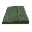 Másodosztályú rézsű letörésű szegő - 50x25x3cm