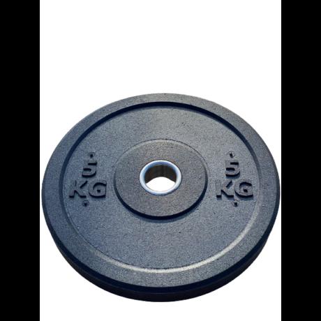 Crossfit Bumper Súlytárcsa 5 kg - Másodosztályú