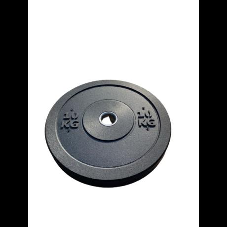 Crossfit Bumper Súlytárcsa 10 kg  - Másodosztályú
