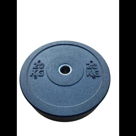 Crossfit Bumper Súlytárcsa 25 kg - Másodosztályú