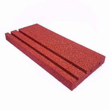 Ásós gumiszegő - 50x25x4cm